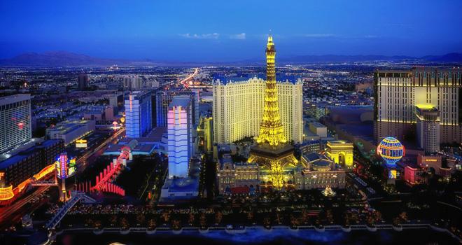 Las Vegas A Wondrous Playland
